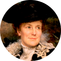 Edith (Carow) Roosevelt