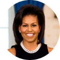 Michelle (Robinson) Obama