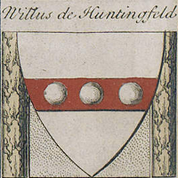 William de Huntingfield