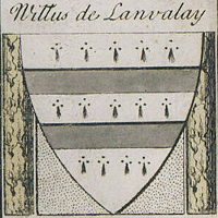 William de Lanvallay